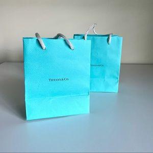 Tiffany Bags x2 (Small)